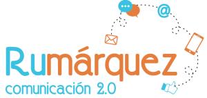 Logo Rumarquezcomunicacion
